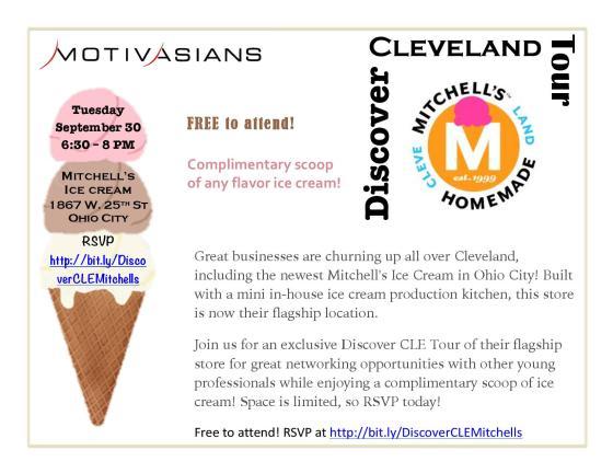 Mitchell's Ice Cream Tour