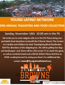 Tailgate with YLN